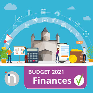 Budget 2021 : plus d'un million € pour la relance des secteu...